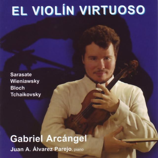 Gabriel Arcángel, el Violín virtuoso