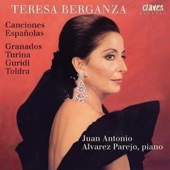 Canciones Españolas Teresa Berganza