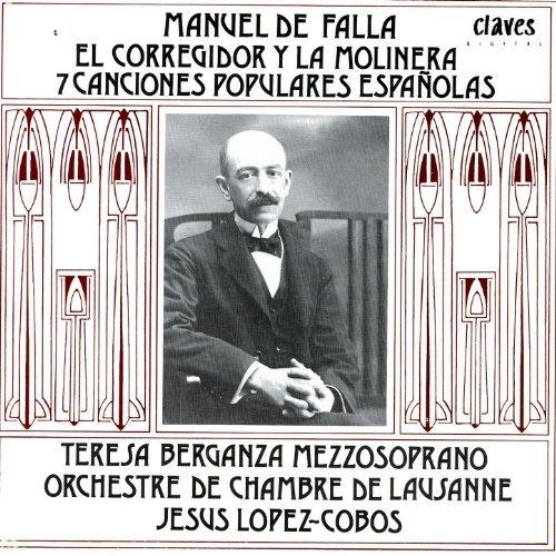 Manuel de Falla. Siete canciones populares